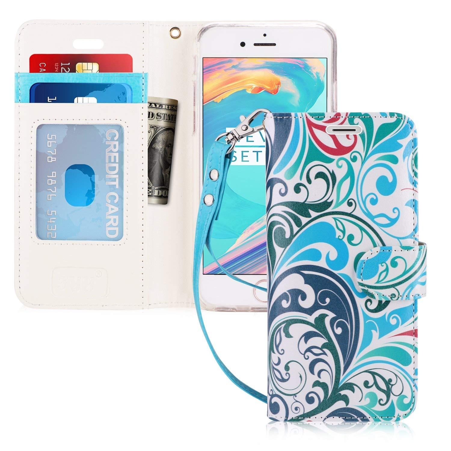 PU Leather Wallet Case for iPhone 6/6S
