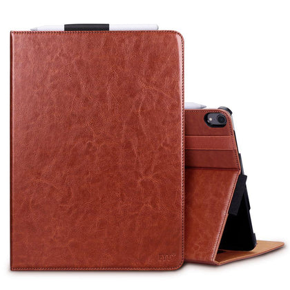 Folio Leather Case for iPad Pro 11�(2018) | mywenyi
