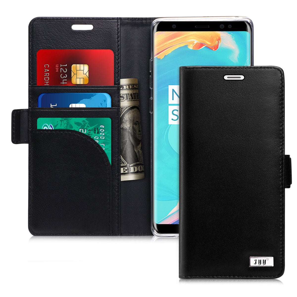 Genuine Leather Case for Galaxy Note 8 (2017)
