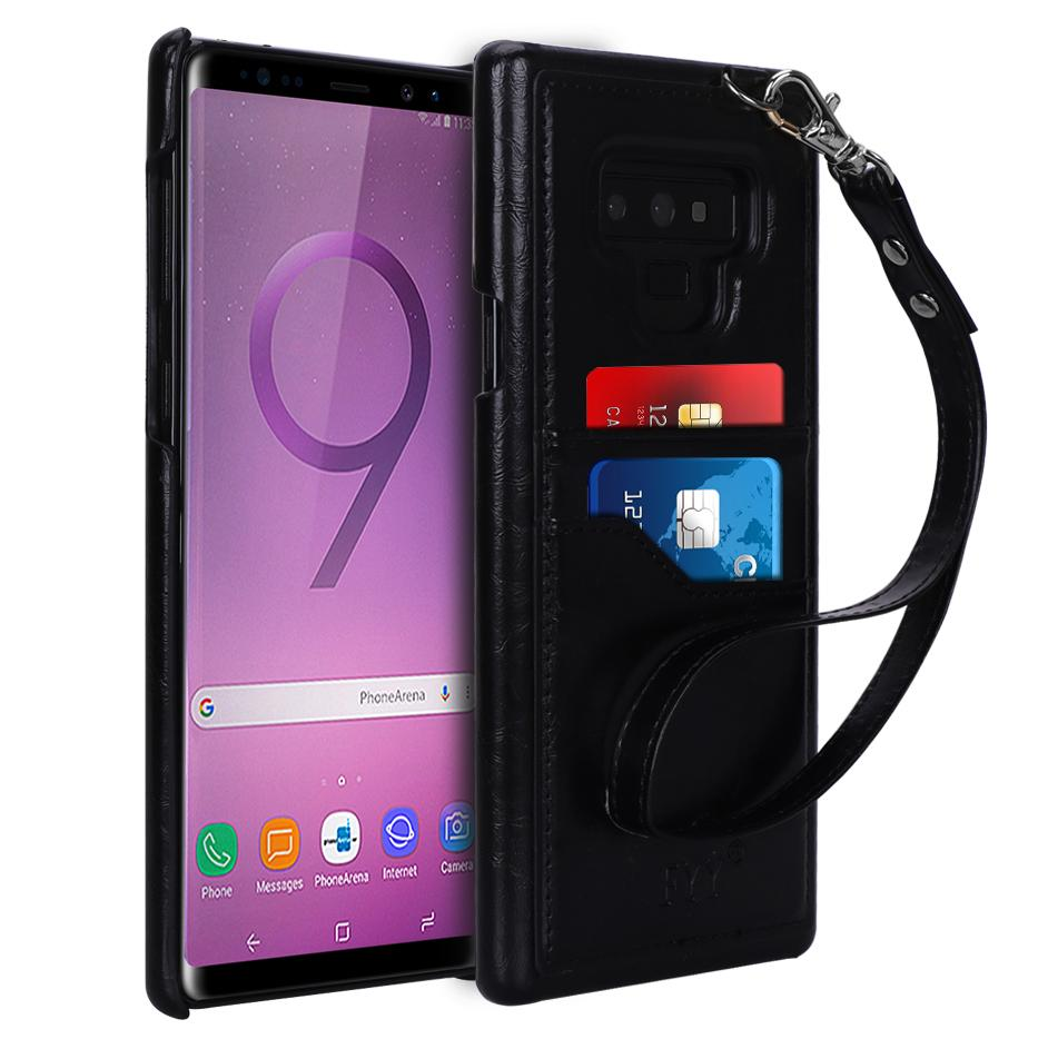 Elegant Leather Case for Galaxy Note 9