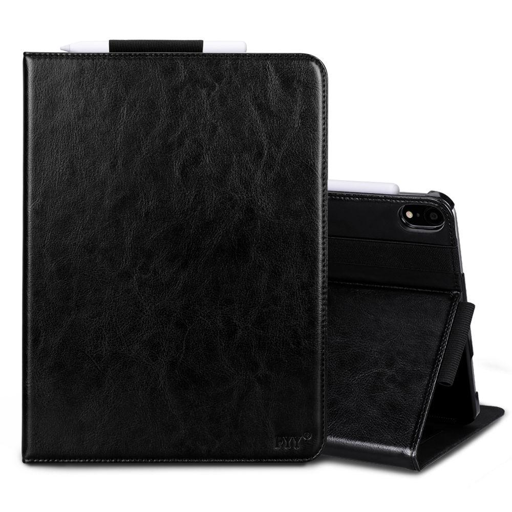 Folio Leather Case for iPad Pro 12.9(2018)