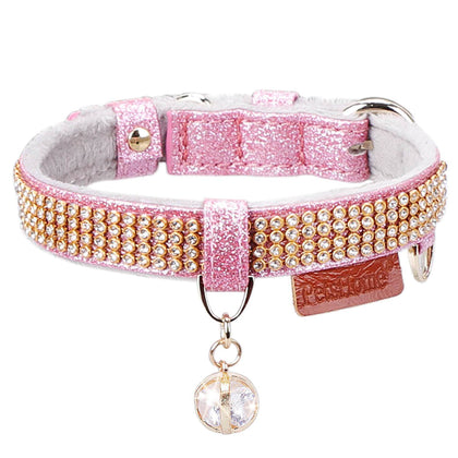 PU Leather Collars for Small Dog and Cat | mywenyi