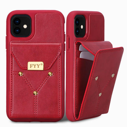 PU Leather Case for iPhone 11 | fyystore