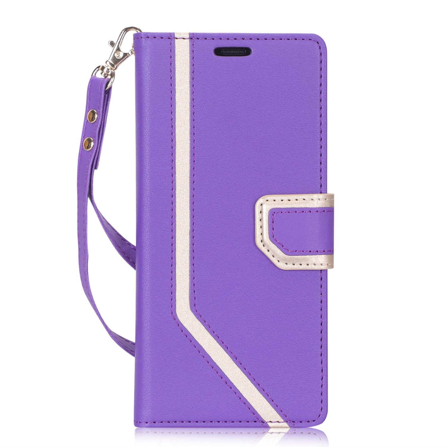 [Makeup Mirror] Wallet Case for Galaxy Note 9