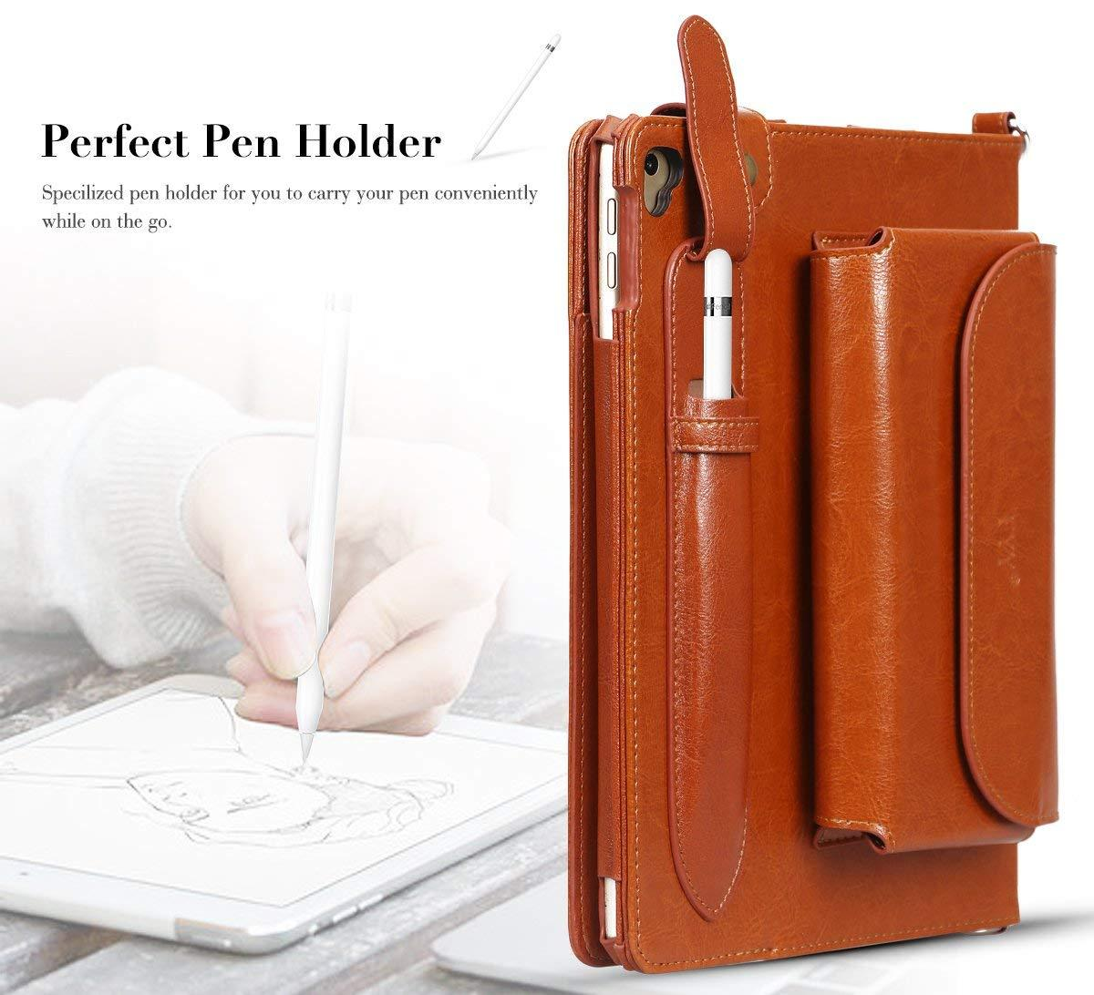 "Luxurious Genuine Leather Case for iPad Pro 9.7"" (2016)"