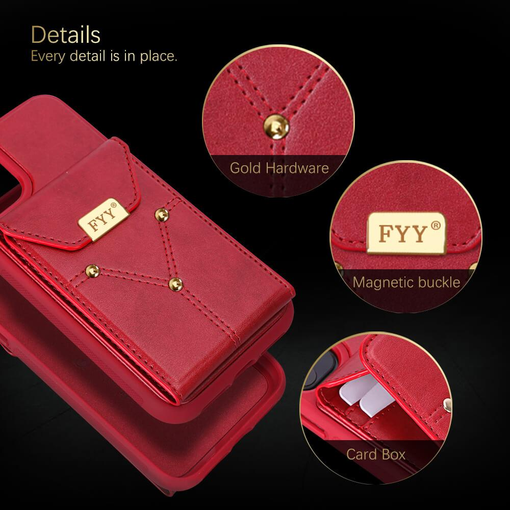 PU Leather Case for iPhone 11