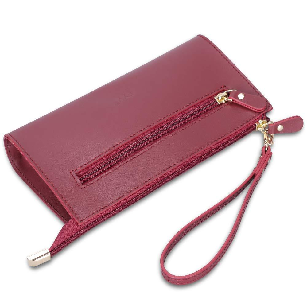 Handmade Genuine Leather Pencil Pouch