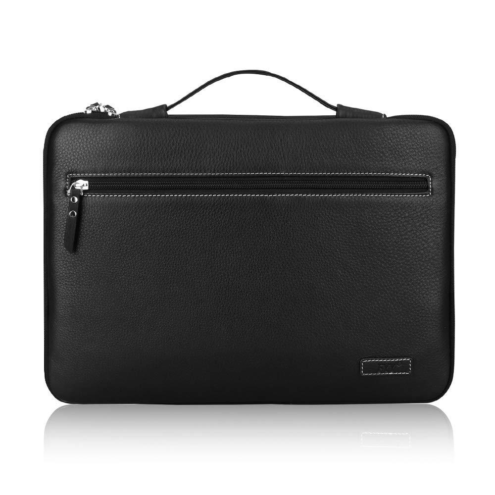 "12-13.5"" /14-15.6""[Genuine Leather] Laptop Case"