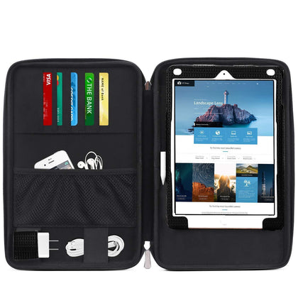 PU Leather Smart Tablet Case for 9-10