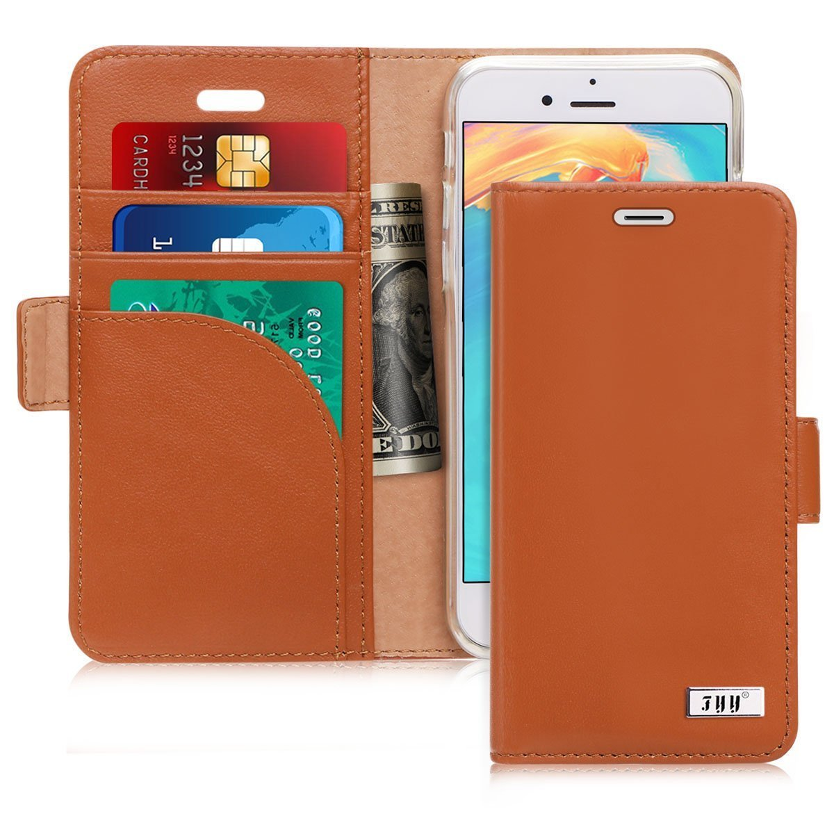 "Genuine Leather Case for iPhone 7/8 (4.7"")"