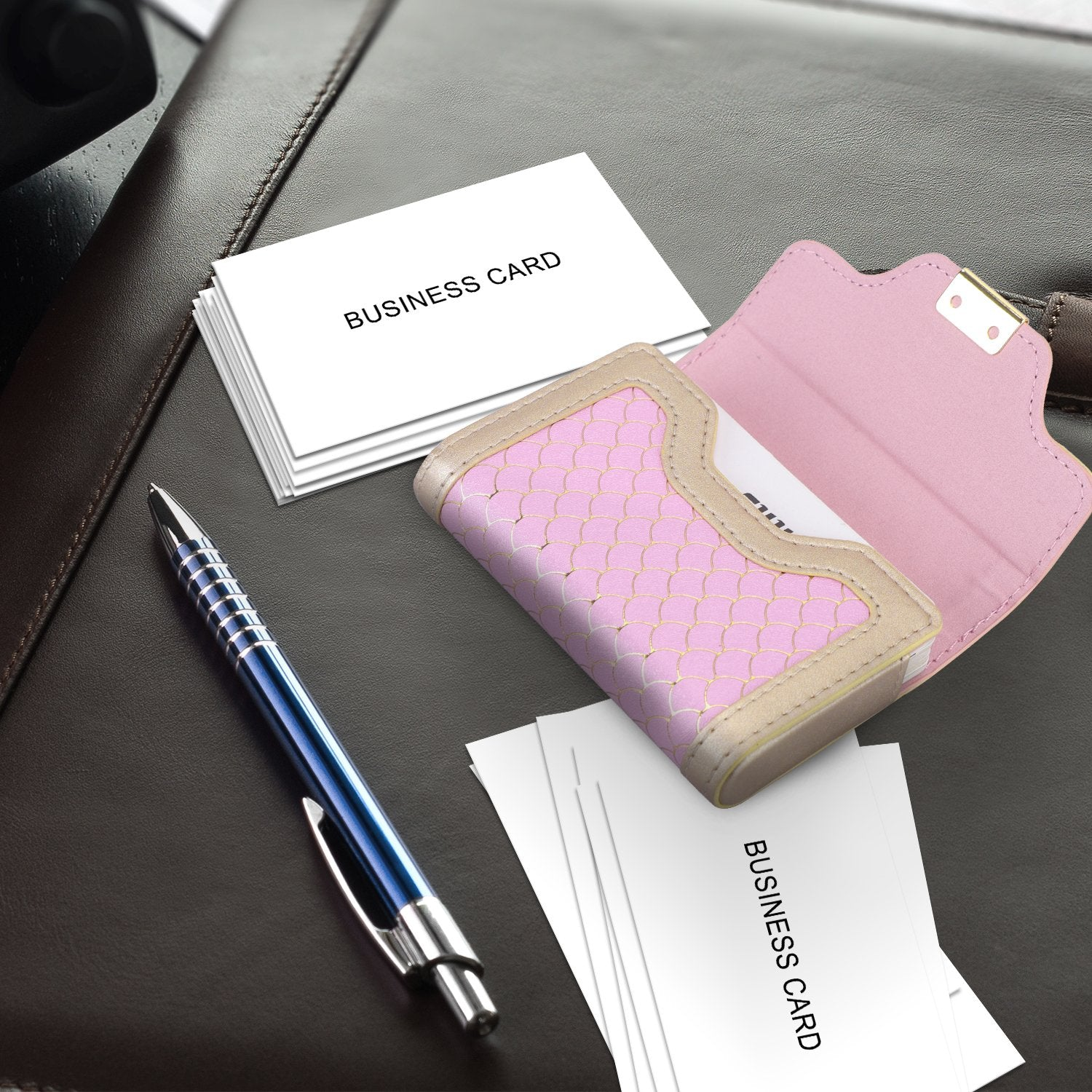 Handmade Stylish Business Card Case