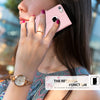 PU Leather Wallet Case for iPhone SE/5S/5