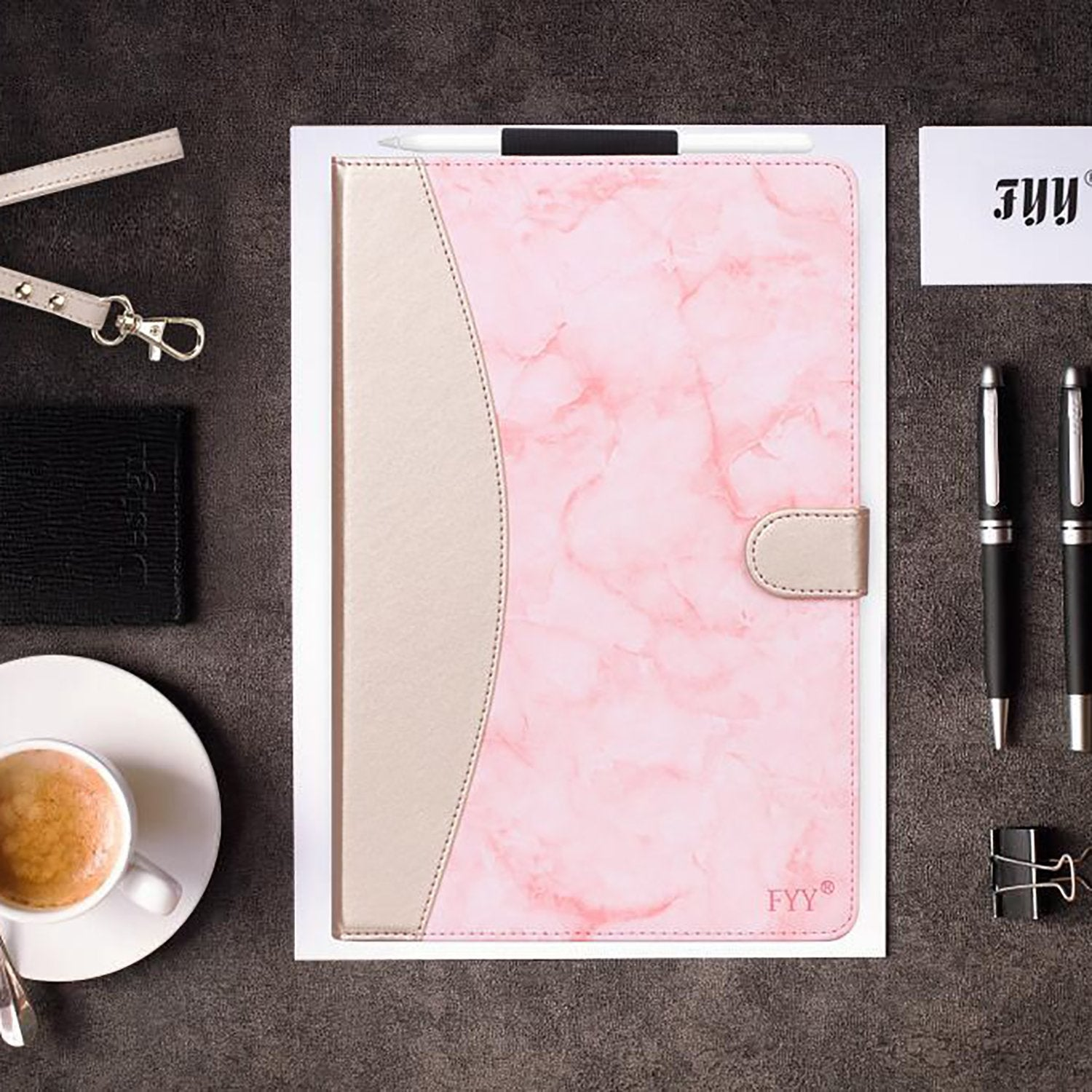 Leather Case for iPad Pro 12.9(2018)