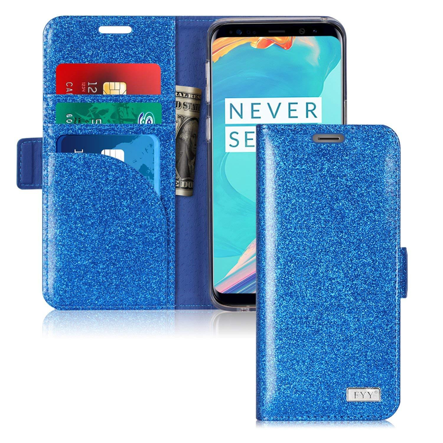 Premium PU Leather Case for Galaxy S8 Plus