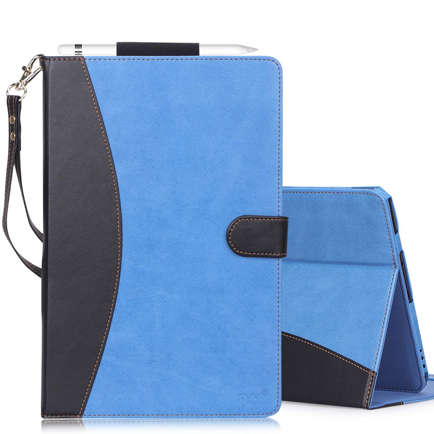 Premium Leather Folio Case for Galaxy Tab S4 10.5""
