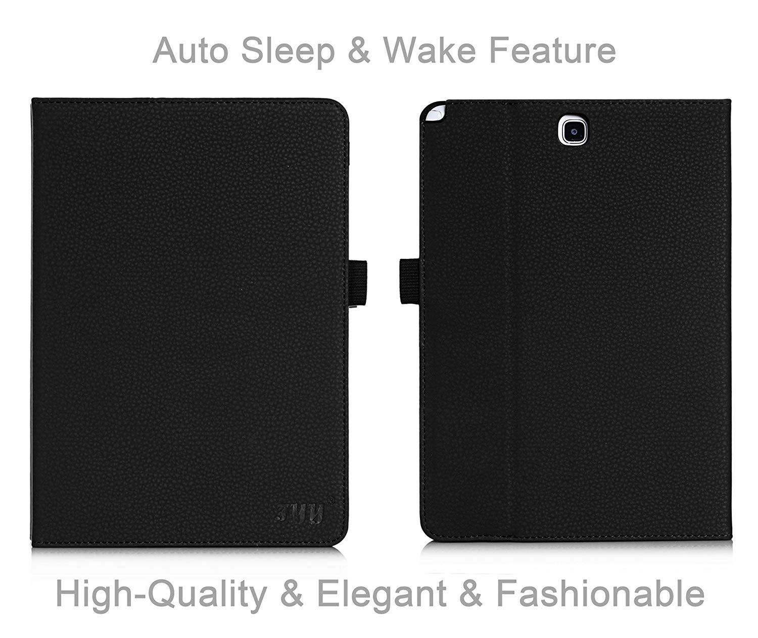 "Premium Leather Case for Galaxy Tab A 9.7"" (P550)"