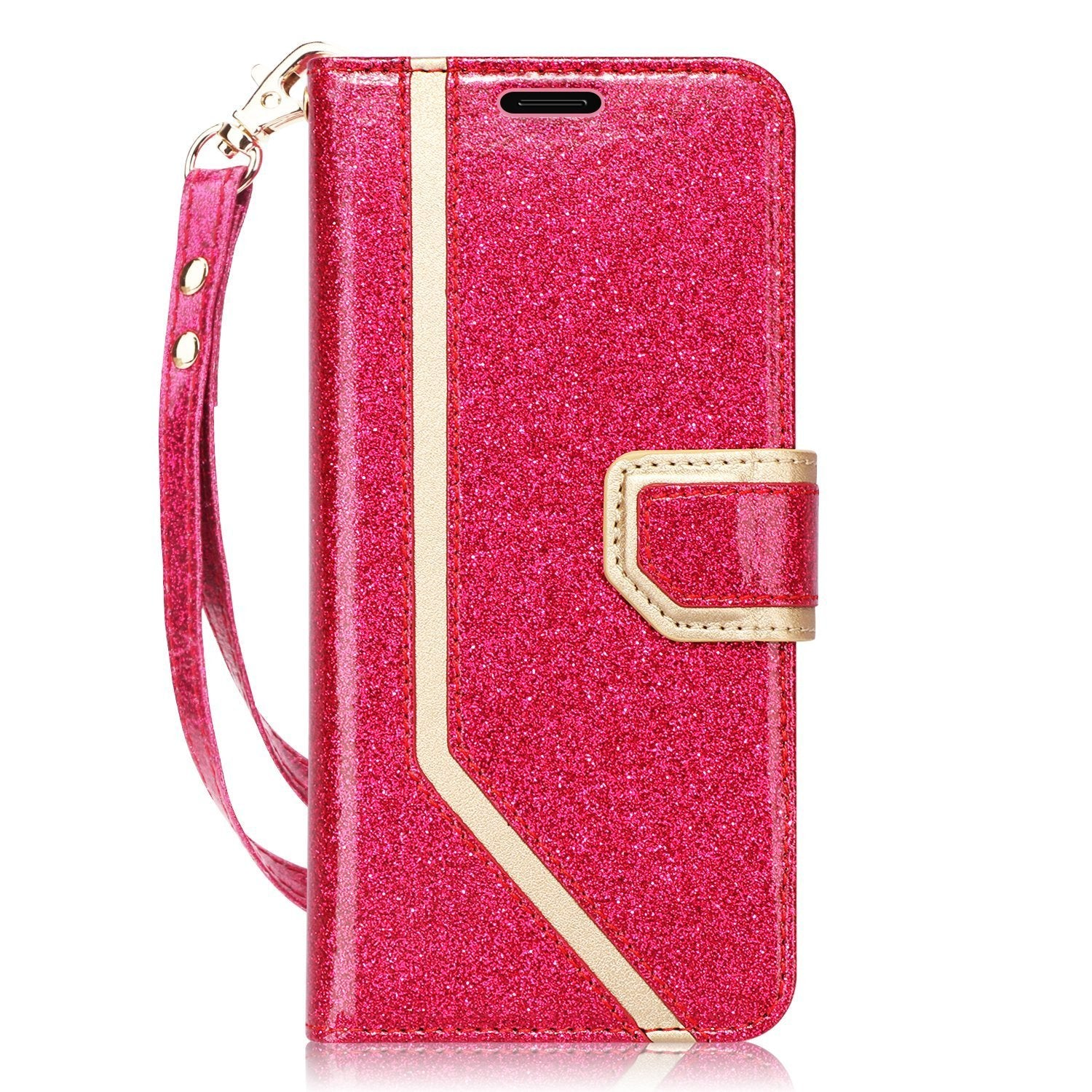 Makeup Mirror PU Leather for Galaxy Note 8(2017)