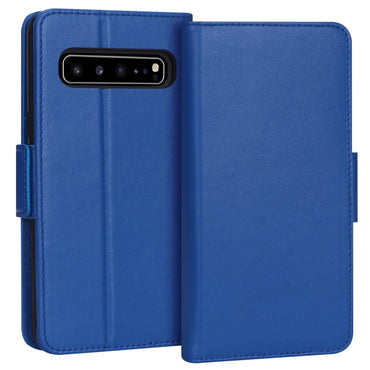 [Genuine Leather][RFID Blocking] Wallet Case for Galaxy S10 5G | mywenyi