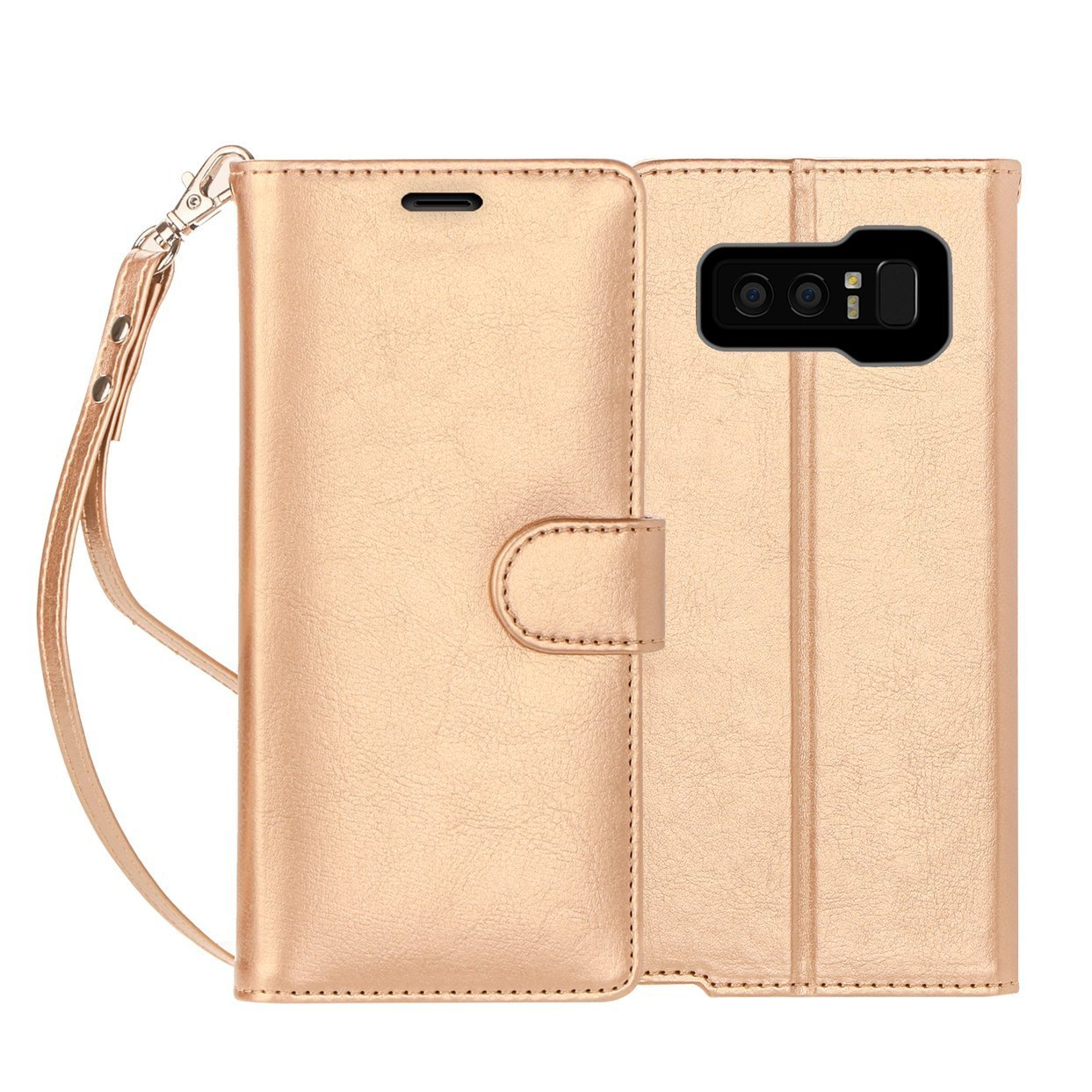 Wallet Case with Card Slots for Galaxy Note 8(2017)