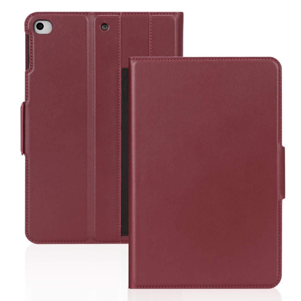 Genuine Leather Case for iPad Mini 5 2019/iPad Mini 4 2015