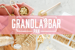 Granola Bar™ Pan: Clear (No Color) - Out of Stock