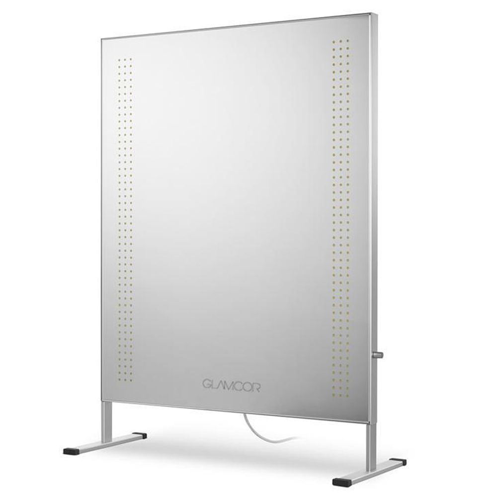 Glamcor NYC LED Light Salon Mirror