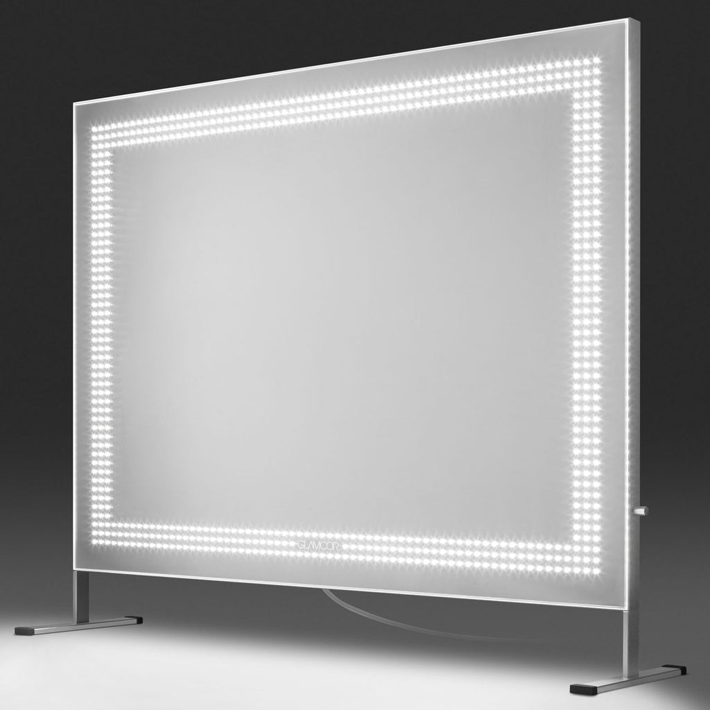 Glamcor Socialite LED Light Salon Mirror