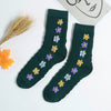 Witty Socks™ Little Wildflowers Collection