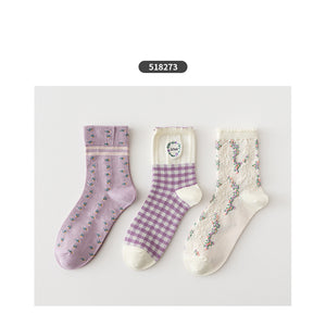 Witty Socks™ Autumn Garden Collection