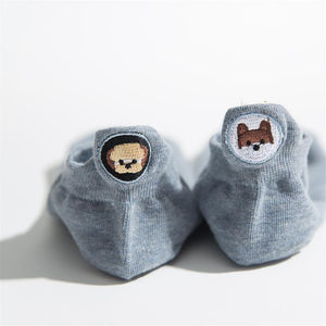 Women | Witty Socks™ Lovely Puppy Collection