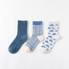 Witty Socks™ Sky Blue Collection