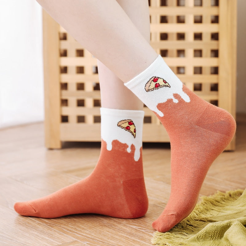 Witty Socks™ Foodie Collection