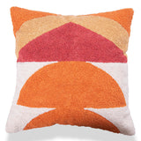 Handwoven Bohemian Embroidered Cotton Pillow Cover 18 X 18 designer Pillow Home Decorative Cushion Cover Throw Pillow Sofa Pillow
