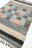 Boho Decorative Shaggy Wool Rugs For Home from India 60 x 96