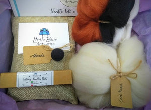 Needle Felt a Fox Craft Kit
