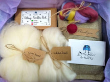 Load image into Gallery viewer, Needle Felt a Unicorn Craft kit
