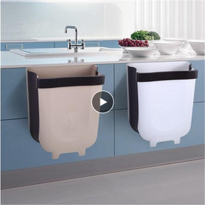 Ergonomic Kitchen Bin - Fordable & Mountable
