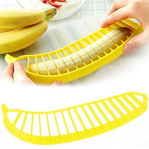 Novel Banana Slicer - One Size Fits All