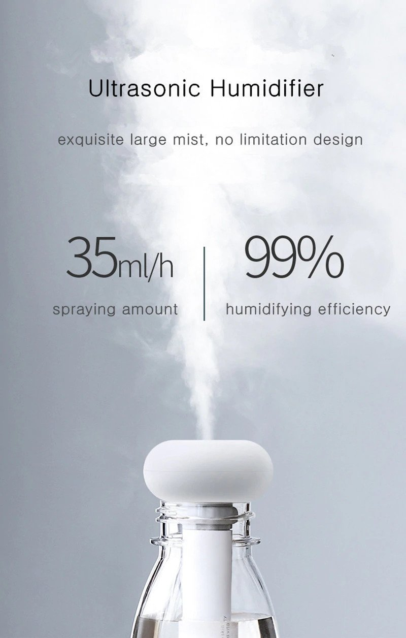 Portable Aromatheraputic Air Diffuser
