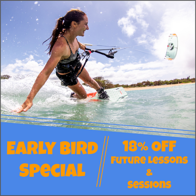 Early Bird Special - Don't Miss Out!