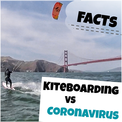 Kiteboarding can Prevent Viral Infections!