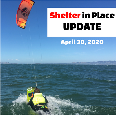 Shelter in Place & KGB's Reopening