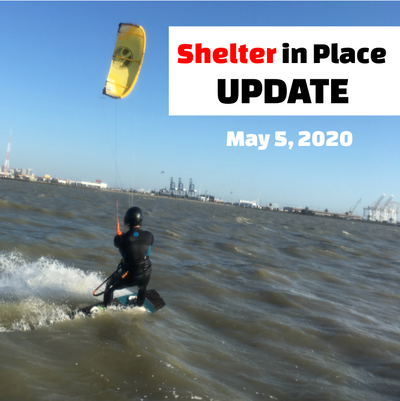 Shelter in Place Update - May 5