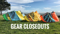 Kiteboarding Gear Closeouts