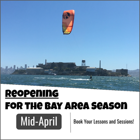 Reopening Mid-April