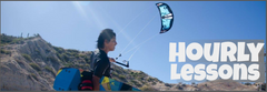 Hourly Kite Lesson Banner
