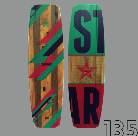 Cruz Board - Star Kiteboarding
