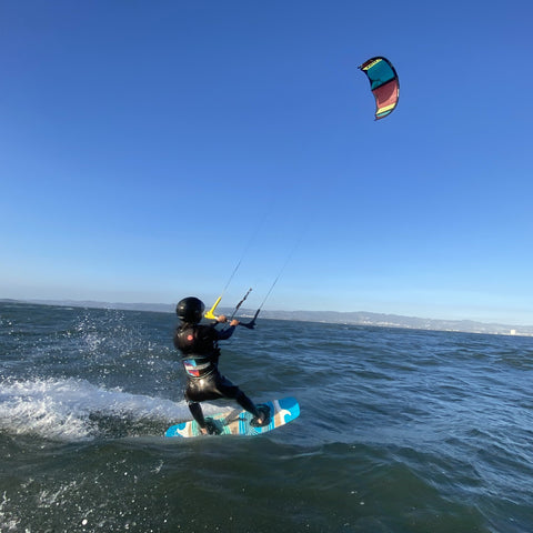 Litewave - Kick S - Kiteboard