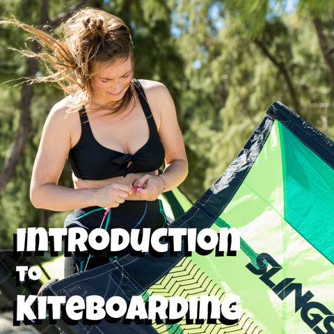 Introduction to Kiteboarding