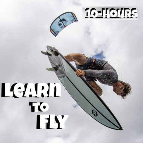 Learn to Fly (10-Hour Package)